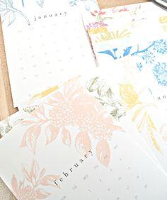 free-printable-calendar-myfabulesslife-com                                                                                                                                                                                 More