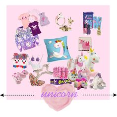 """fairytale stuff - unicorn"" by poiss182 on Polyvore"