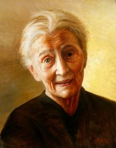 Old Woman Paulo Frade