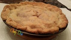 RUSTIC ASIAN PEAR PIE BABY!