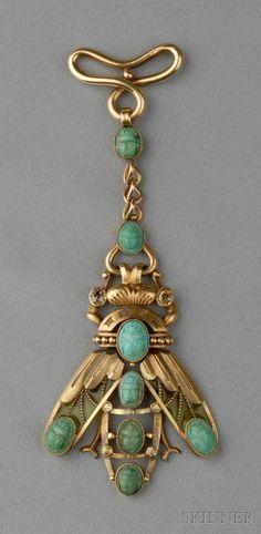 Драгоценные насекомые: подборка ювелирных украшений - Ярмарка Мастеров - ручная работа, handmade