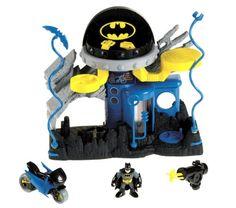 Fisher-Price Imaginext Super Friends Bat Command Center
