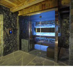 Wonder 3 in 1 by Carmenta: sauna, steam bath and shower all in a single cabin.