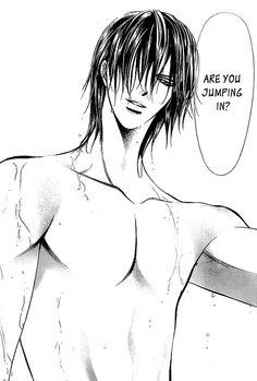 Tsuruga Ren: Because hot actor is hooottttt