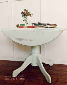 Craftaholics Anonymous® | How To Paint Furniture Part 2: Distressing Furniture