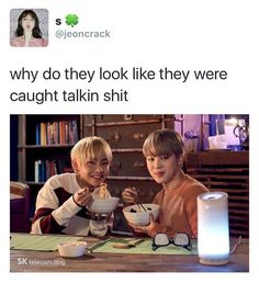 BTS V JM | OMFG SO TRUE HAHAHAHAHHAHAHA