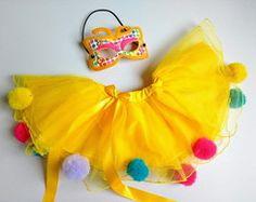 Fantasia de Carnaval Pompom - 5 a 8 anos
