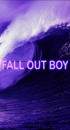 34 Trendy Wallpaper Iphone Music Rocks Fall Out Boy Fall Out Boy Wallpaper, Emo Wallpaper, Wallpaper Quotes, Trendy Wallpaper, Fall Out Boy Lyrics, Emo Bands, Music Bands, Tenacious D, Rock Falls