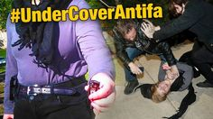Right-wing talk-show host Steven Crowder goes undercover in Antifa groups.