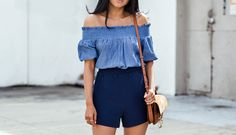 How to Wear Shorts Like the Grown Woman You Are