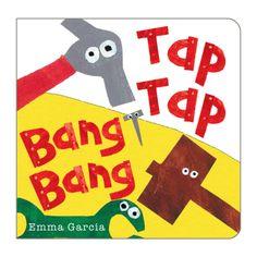 Tap Tap Bang Bang, by Emma Garcia. 07/06/14.