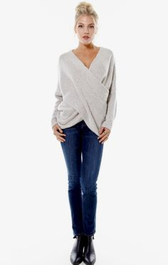 Hamptons Knit Sweater - 3 Colors - ShopLuckyDuck  - 1