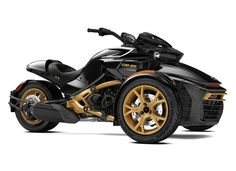 Shop Higgins Powersports in Barre Massachusetts to find your next Can-Am Spyder Anniversary Motorcycles. We offer this and much more, so check out our website for more details! Moto Can Am Spyder, Kawasaki Ninja, Suzuki Motorcycle, Motorcycle Garage, Motorbike Design, Reverse Trike, Harley Bikes, Big Rig Trucks, Hot Rides