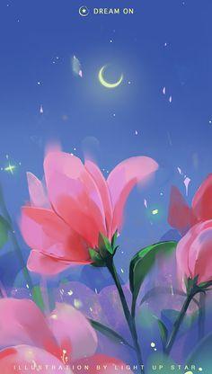 Cute Pastel Wallpaper, Anime Scenery Wallpaper, Aesthetic Pastel Wallpaper, Kawaii Wallpaper, Galaxy Wallpaper, Wallpaper Backgrounds, Aesthetic Wallpapers, Pretty Art, Cute Art