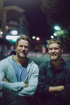 """dennisgustavsson: """"Johan e eu. foto de Simon. """""""