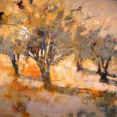 Andy Braitman-'The Old Orchard II'-Red Sky Gallery
