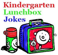 Kindergarten and Elementary Lunchboxes Need Kid Jokes