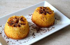 Μικρά ανάποδα κέικ με μανταρίνια - cretangastronomy.gr Meal Planning, Muffin, Meals, Breakfast, Cake, Food, Morning Coffee, Meal, Kuchen