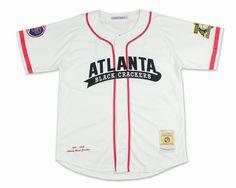 Atlanta Black Crackers Negro League Baseball Jersey