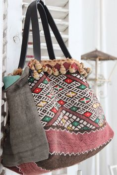Moroccan hand-made Bag