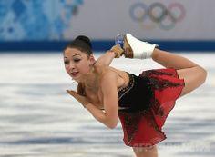 フィギュア女子シングルで19位のゲデヴァニシヴィリ、ソチ五輪
