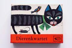 animal quartet game by Alfons van Heusden