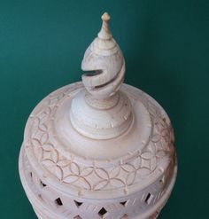 Lidded box, Swisspine Lathe Projects, Boxes, Home Decor, Pear, Crates, Decoration Home, Room Decor, Box, Cases