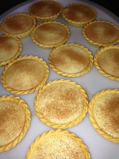 Tried and tested Milktart recipe originally from South AFrica Custard Recipes, Tart Recipes, Cookie Recipes, Dessert Recipes, Melktert Recipe, Yummy Treats, Delicious Desserts, Yummy Food, African Dessert