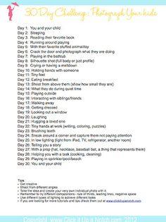 30 day challenge - Google-søk