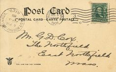 Vintage Labels, Vintage Ephemera, Vintage Postcards, Printable Vintage, Old Calligraphy, English Handwriting, Sound Art, Fabric Pictures, Vintage Lettering