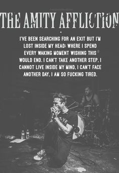 The Amity Affliction-Pittsburgh.