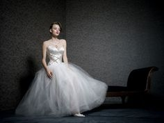 Daalarna Couture Wedding Dress _ Silver Collection