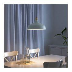 RANARP Pendant lamp - off-white - IKEA