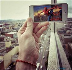 Smartphone e realidade (20 fotos)