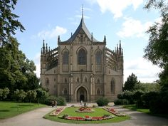 Cathedral of St. Barbara, Czech Republic