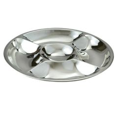Elegance Silver 5 Section Dip Serve Tray 15 >>> Learn more by visiti...