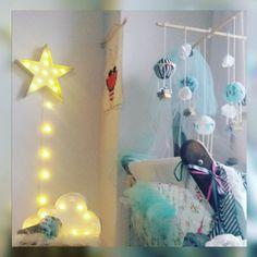 Nursery unisex #nursery #decobebe #bebe :#cuna #decoracionesinfantiles by pipe.pipon https://m.facebook.com/Pipe-pipon-198976750460779/?ref=bookmarks