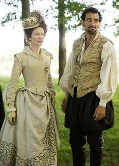 Cate Blanchett & Clive Owen in 'Elizabeth: The Golden Age' (2007).