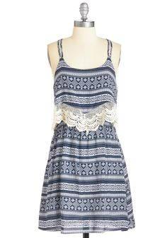 Secret Set Dress, #ModCloth