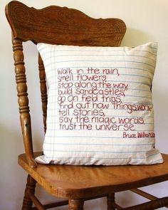 μαξιλάρι από eddie