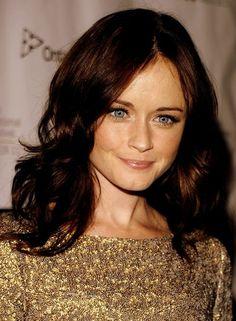 Warm brown... If I had blue eyes ugh dreaaaam!