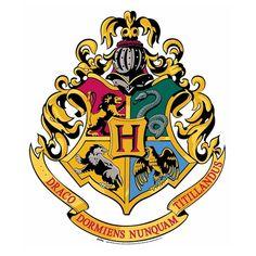 Decoración de Pared Escudo Hogwarts 61cm   Miles de Fiestas