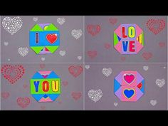 DIY - OCTAGONAL NEVER ENDING CARD - TUTORIAL Diy never ending card - endless card (tutorial). This tutorial video on how to make a octagonal never ending card (endless card with 8 corners). Handmade greeting card making ideas. Diy cards.