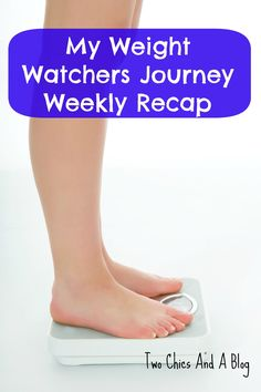My Weight Watchers Journey: Follow as this blogger changes her life using the Weight Watchers plan.