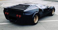 1979 Puma GTV Italian Kit Car !