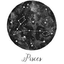 Image result for zodiac constellation watercolor