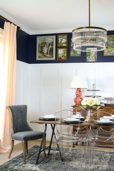 |One Room Challenge| Dining Room Reveal and Sources - Windgate Lane