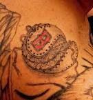 Sox tattoo