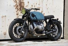 BMW R 100RS Brat Style #CRD51 ? Cafe Racer Dreams