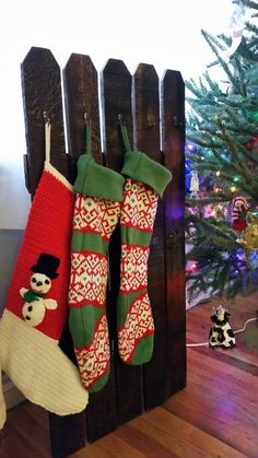 24 Best Christmas Stocking Holder Stand Images Christmas